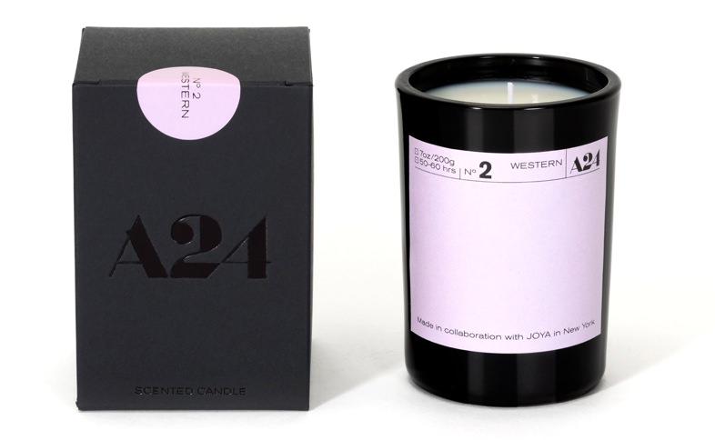 A24 x Joya Western Candle