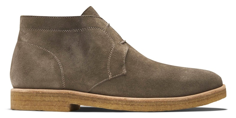 Bombinate x Oliver Cabell Suede Chukkas
