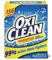 OxiClean Chlronine-Free Stain Remover