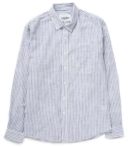 Corridor Long Sleeve Casual Shirt