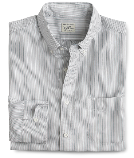 J.Crew Long Sleeve Casual Shirt