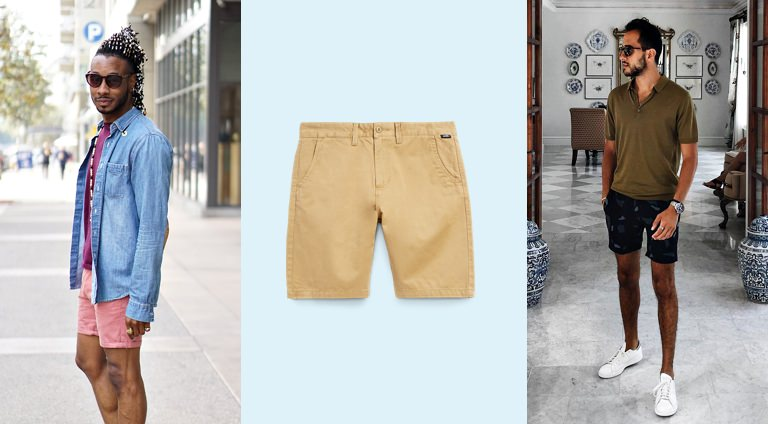 A Guide for Wearing Shorts Like an Adult