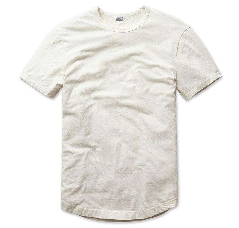 Buck Mason White T-Shirt