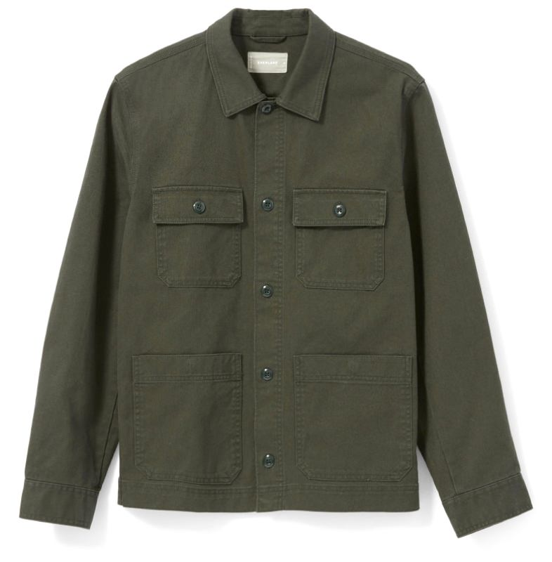 Everlane Classic Chore Jacket