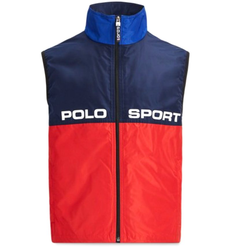 Polo Sport Technical Logo Vest