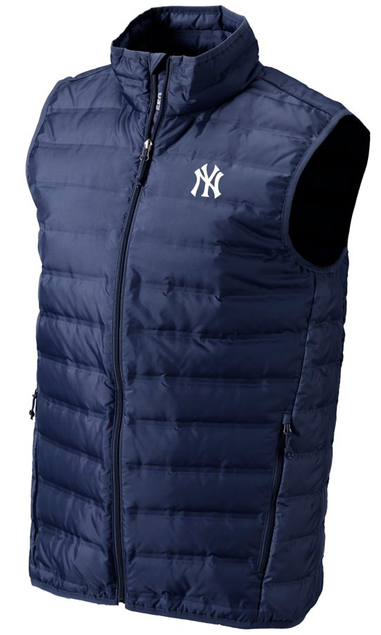 Fanatics Columbia Zip Vest