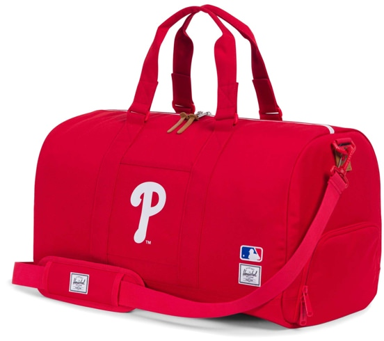 Herschel Supply Co. Phillies Logo Duffle Bag