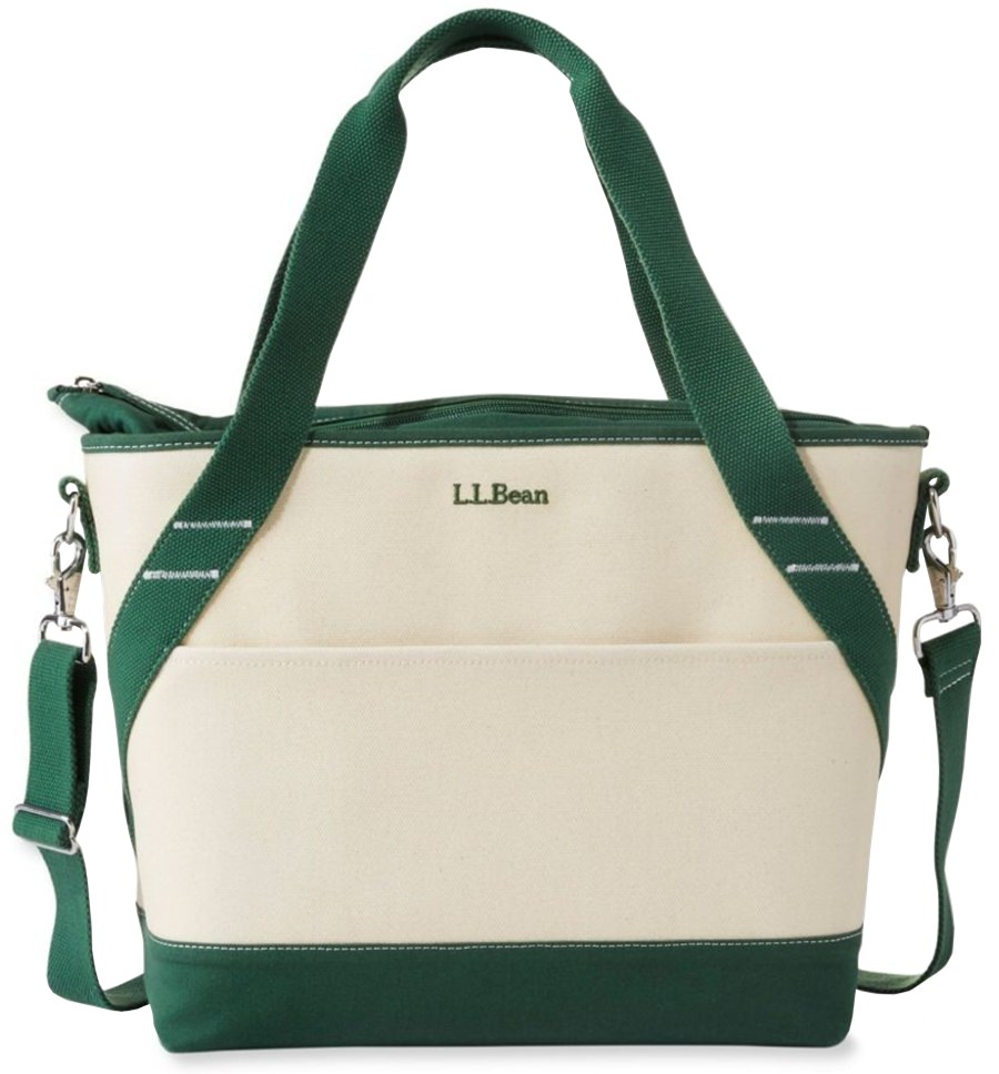 L.L. Bean Insulated Cooler Tote
