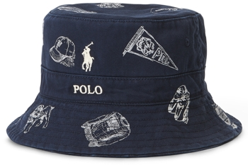 Polo Ralph Lauren Reversible Bucket Hat