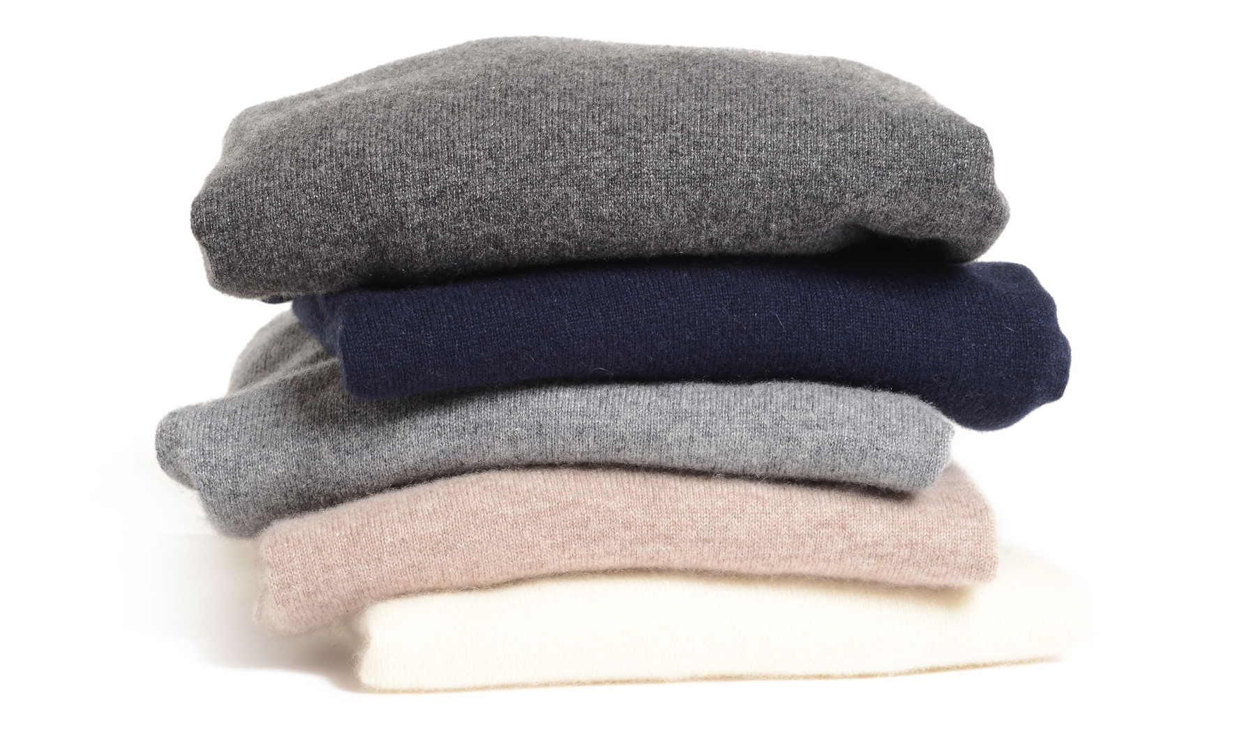 The best affordable men's cashmere sweaters
