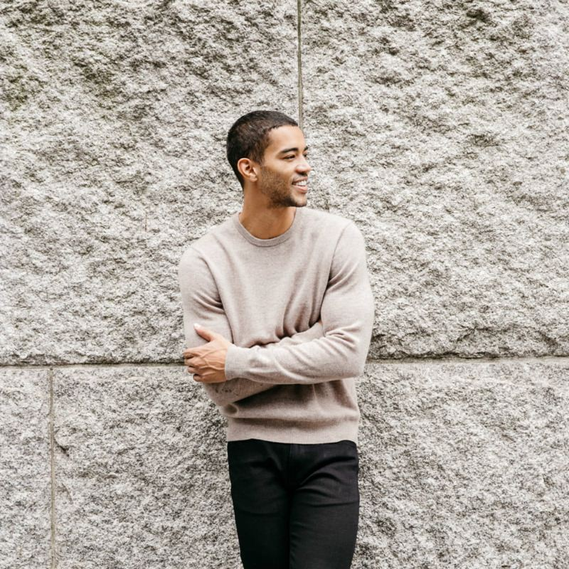 Mott & Bow Cashmere Sweater