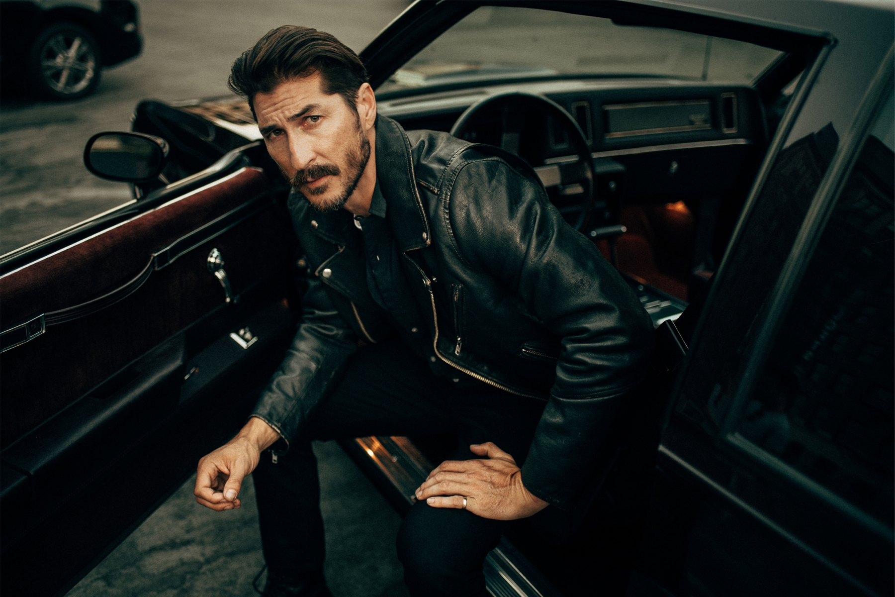The best affordable leather jackets for men