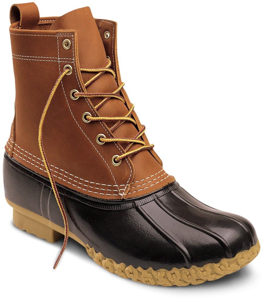 L.L. Bean 8 Inch Bean Boot