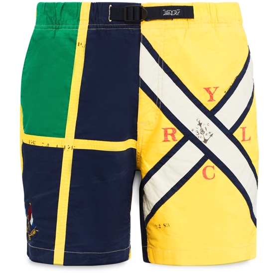 Polo Ralph Lauren Cotton Flag Shorts