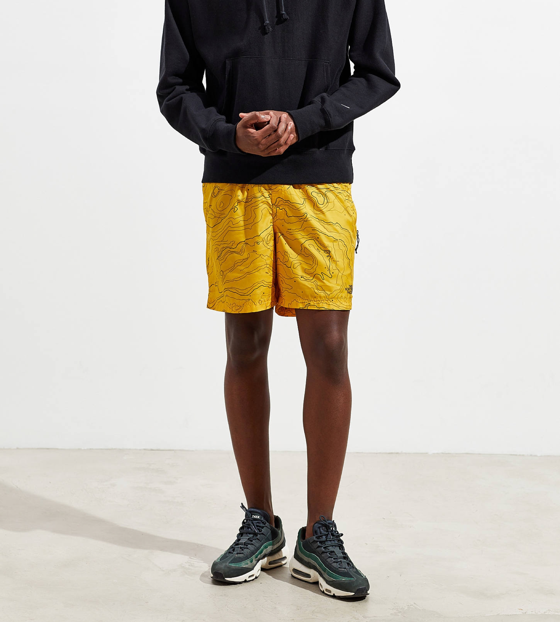 The North Face Topography Belted Shorts