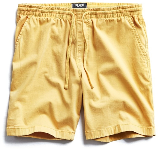 Todd Snyder Weekend Stretch Shorts