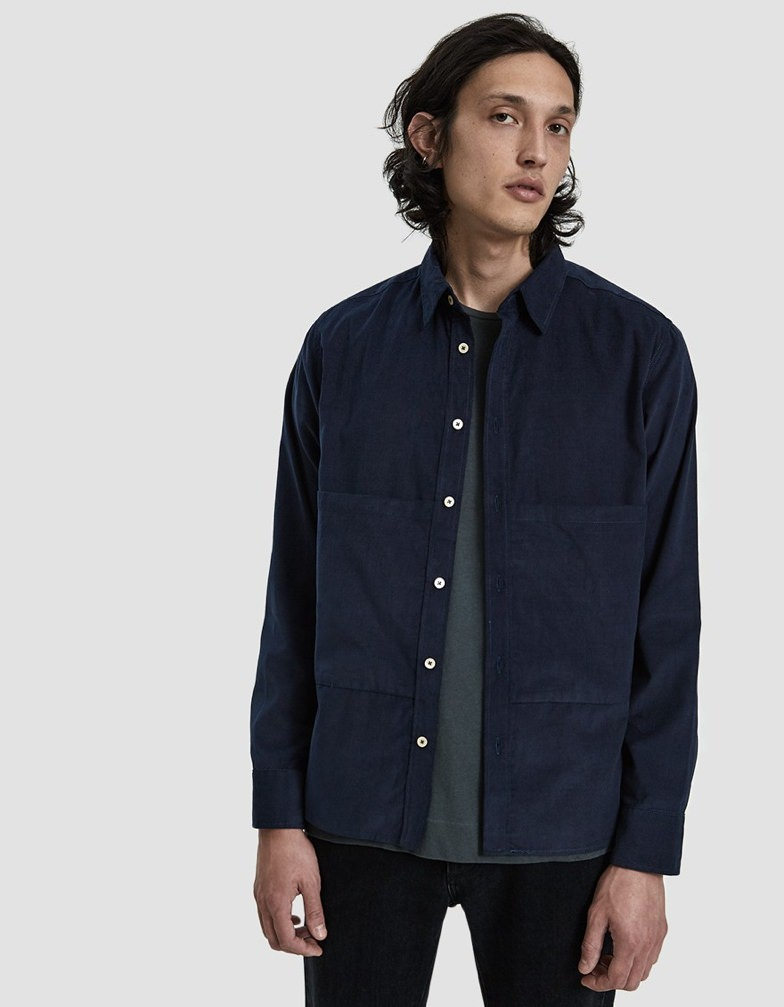 A Kind of Guise Matsuba Overshirt