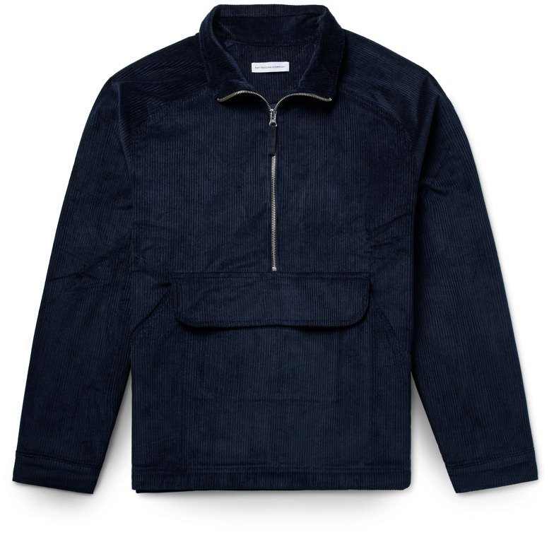 Pop Trading Company Half-Zip Jacket