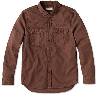 Buck Mason Military Shirt