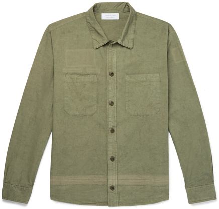 John Elliott Military Shirt