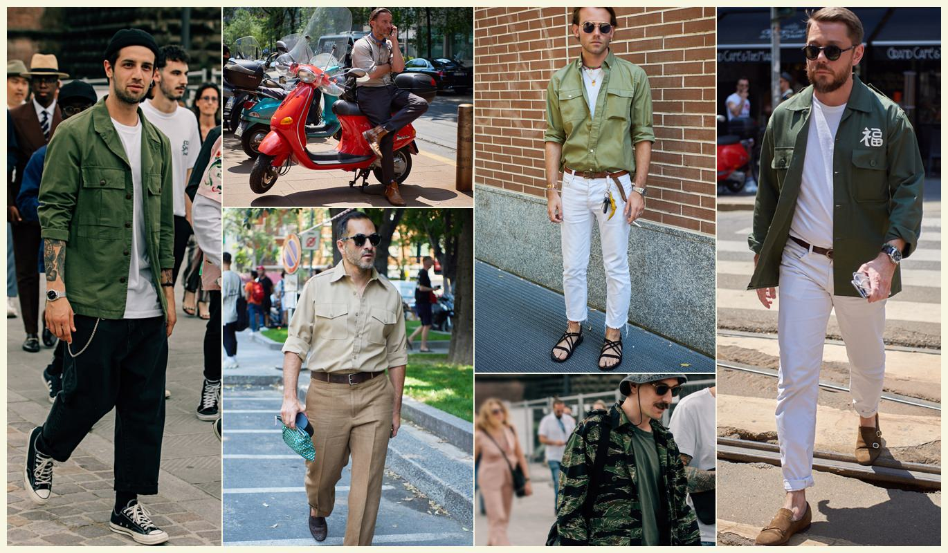 Best lightweight military shirts for men