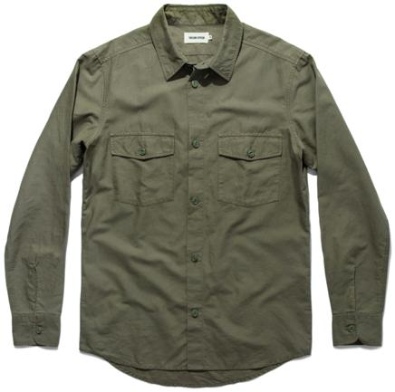 Taylor Stitch Military Shirt