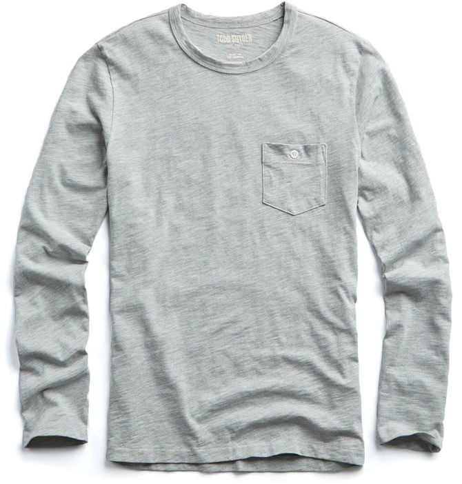 Todd Snyder Long Sleeve T-Shirt