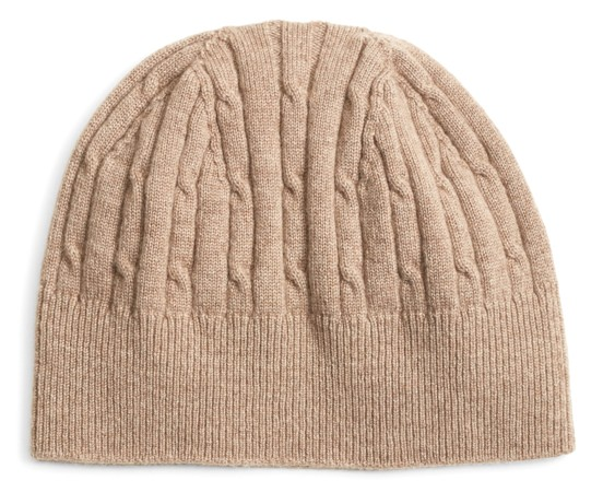 Brooks Brothers Cashmere Cable Knit