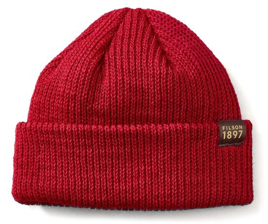 Filson Virgin Wool Watch Cap