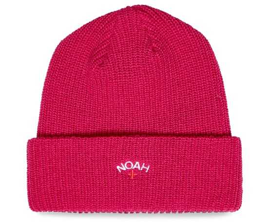 Noah Embroidered Core Beanie