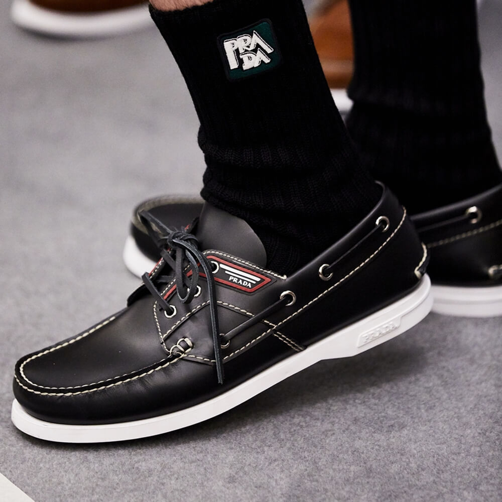 The Boat Shoe Is Back