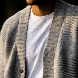 Best men's cardigan sweaters