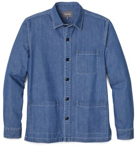 Bonobos Denim Chore Jacket