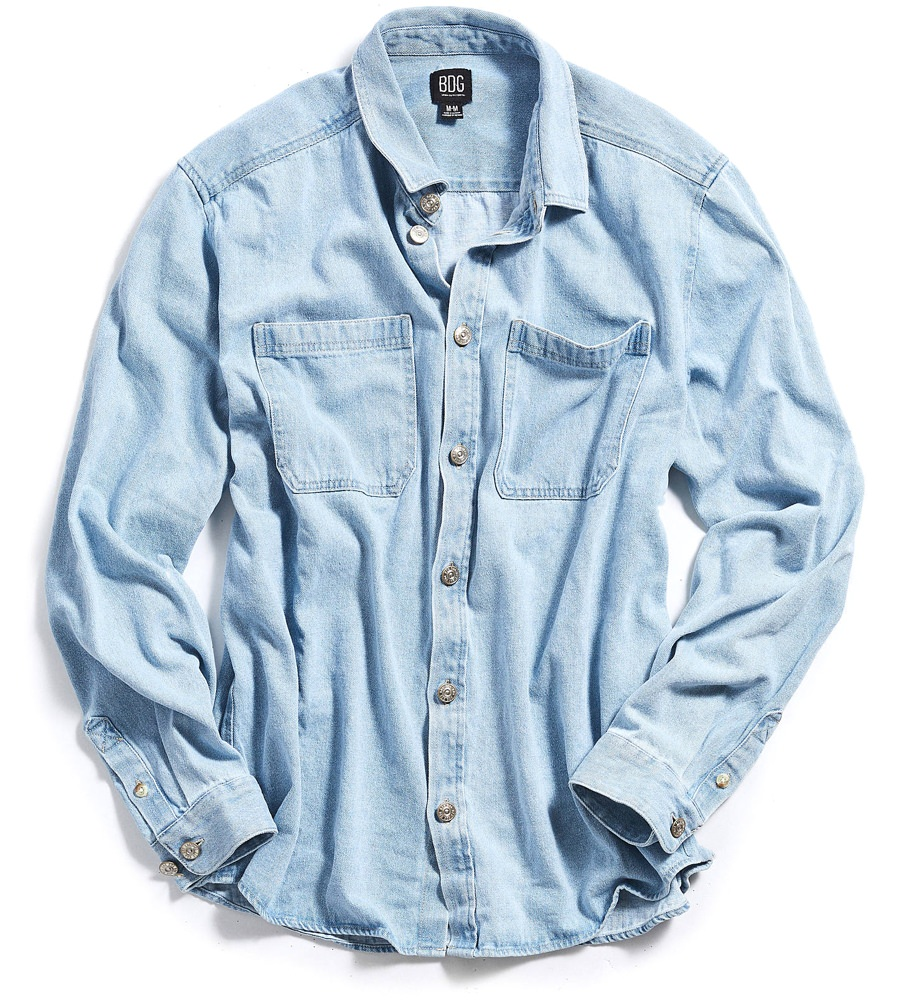 BDG Denim Overshirt