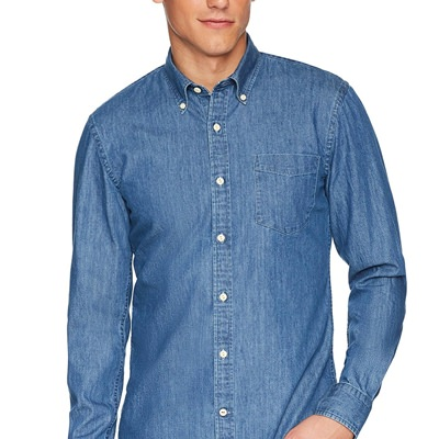 Goodthreads Men's Denim Shirt