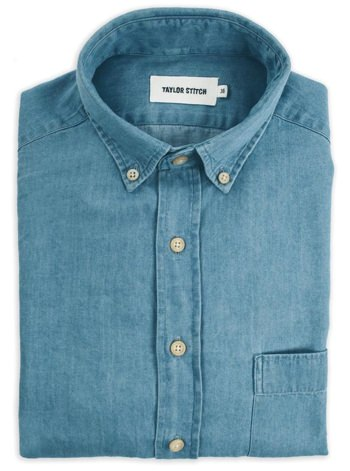 Taylor Stitch Jack Denim Shirt