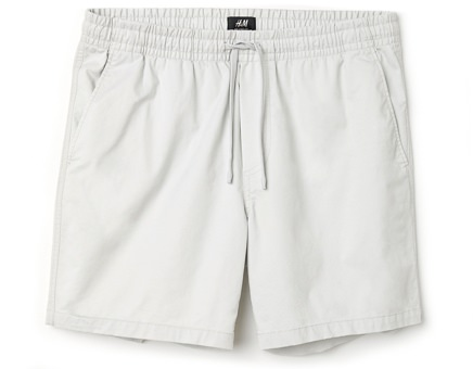 H&M Drawstring Shorts