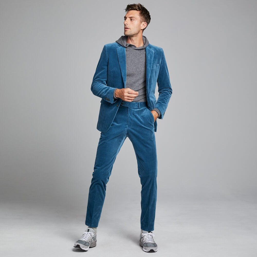 Stand Out in a Suit