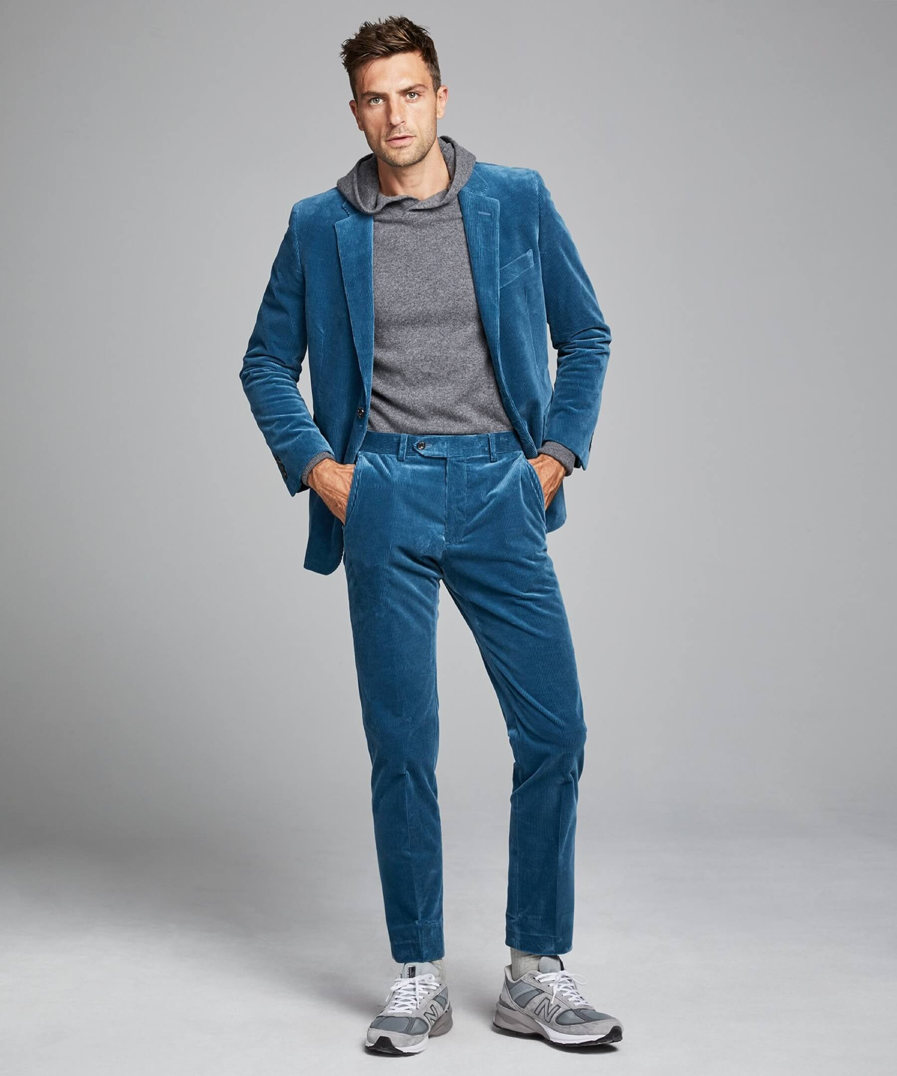 Todd Snyder Italian Stretch Cord Suit