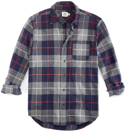 Flint & Tinder Flannel Shirt