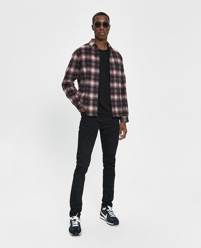 John Elliott Flannel Shirt