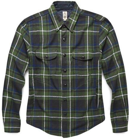 KATO Flannel Shirt
