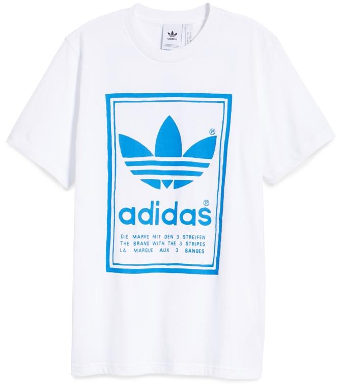 Adidas Vintage Logo Tee