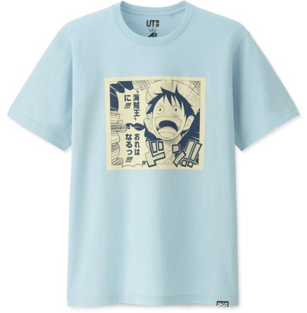 Uniqlo x Weekly Shonen Jump One Piece Graphic Tee