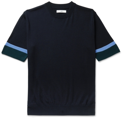 Mr P. Italian Wool T-Shirt