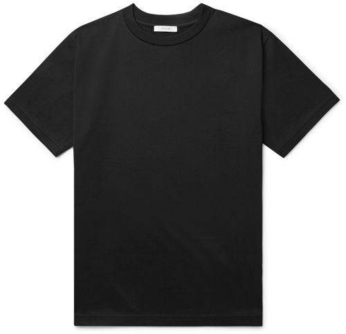 The Row Japanese Cotton Jersey T-Shirt