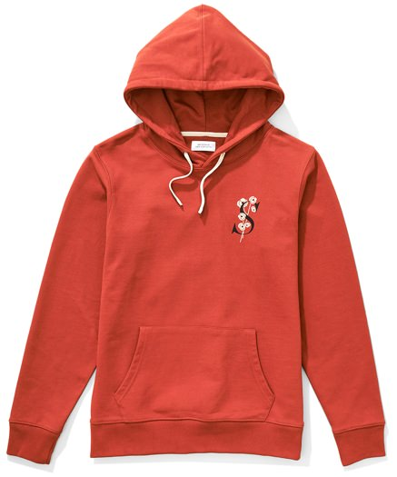 Saturdays NYC Ditch Poppy Hoodie