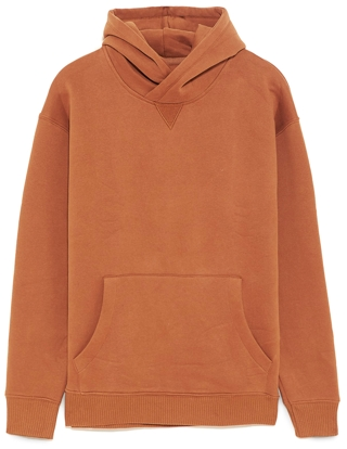 Zara Hooded Pouch Sweatshirt