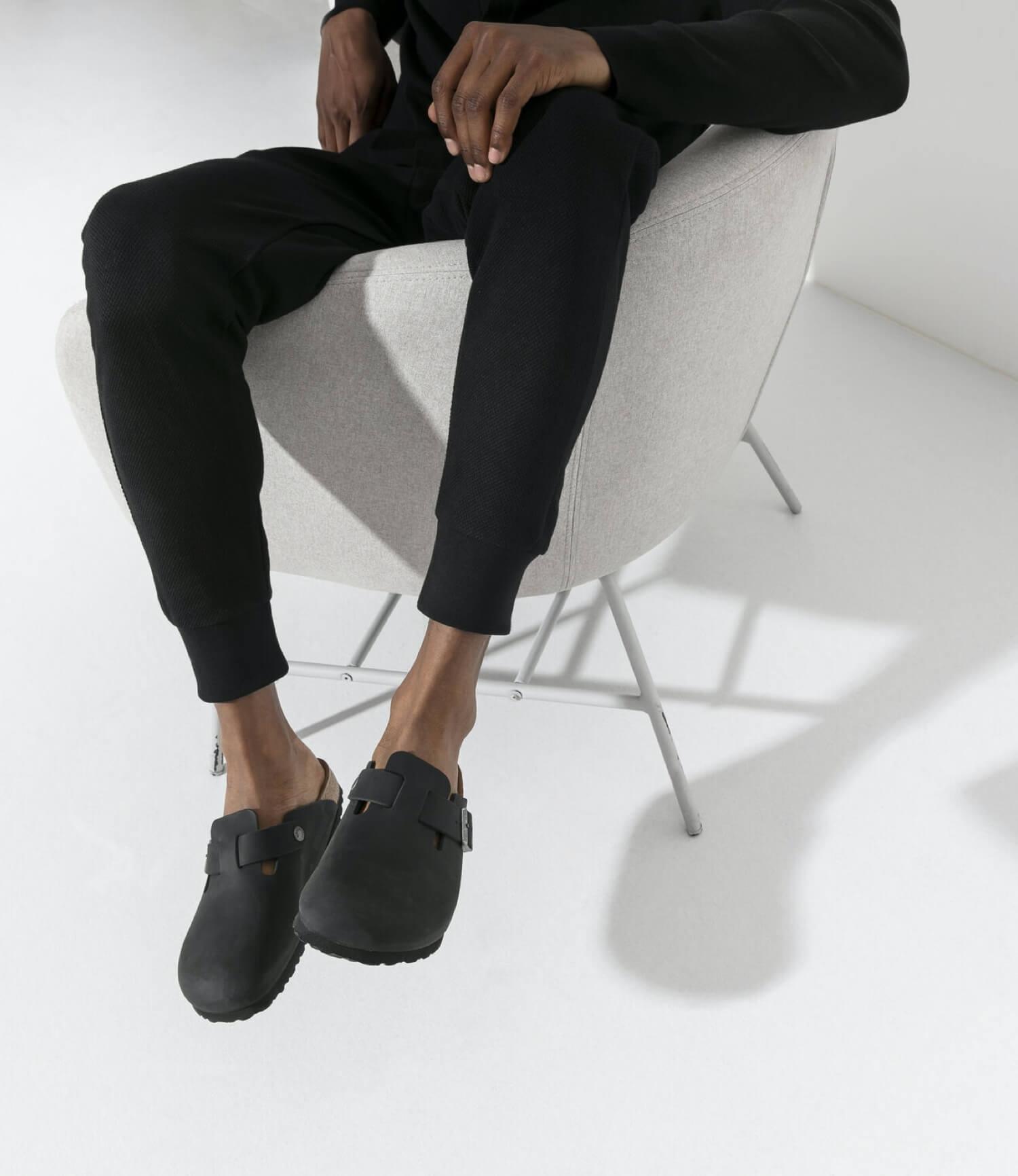 Birkenstock men's house shoes