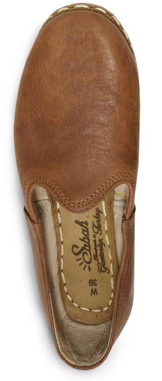 Sabah Forth Worth Leather Slippers